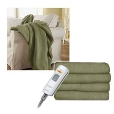 Electric Throw Blanket Walmart Classy Sunbeam Heated Fleece Electric Blanket  Walmart  For The Home