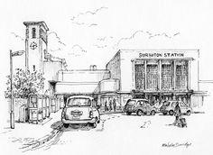 Surbiton Station - Malcolm Surridge