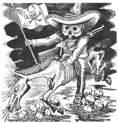 Jose Guadalupe Posada (1852-1913) The Revolution MEXonline http://www.mexonline.com/jose-guadalupe-posada.htm E. Juela