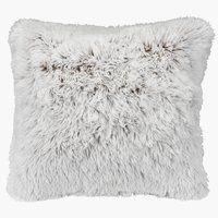 Koristetyyny LOTUS 50x50cm tekoturkis Fur Throw, Throw Pillows, Fake Fur, Shag Rug, Lotus, Cushions, Rugs, Home Decor, Brown