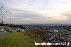 Spectacular View from the Forest Heights area - Portland, Oregon. Walking Paths, Common Area, Portland Oregon, The Neighbourhood, California, Sunset, Beach, Water, Green
