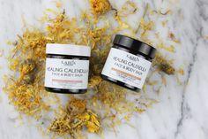 Laila London - Healing Calendula Face & Body Balm