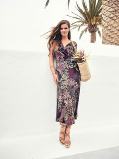 The perfect paisley dress. Special Events, Special Occasion, Paisley Dress, Knit Dress, Bodice, Bohemian, Knitting, Floral, Clothes