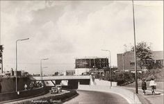 Amersfoort<br />Amersfoort: De tunnel richting Soest in 1960