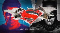 A new TV trailer for Batman v Superman (in English) from Brazil Henry Cavill plays Clark Kent/Superman while Ben Affleck plays Bruce Wayne/Batman The movie is released march 25