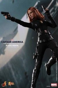 Hot Toys' Black Widow, For All Your Tiny Scarlett Johansson Needs