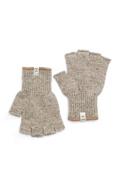 I don't like wearing gloves but these are cute and maybe wouldn't be so bad since they are fingerless...