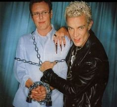Spike & Giles - Buffy the Vampire Slayer-civilizedjames.org