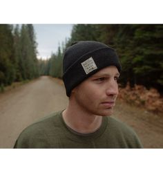 Lumberjack Beanie - Winter 2015 Line  #pnw #upperleftusa #thegreatpnw #pacific #northwest #apparel  #fashion #outdoors #hat #beanie #toque #cozy #warm