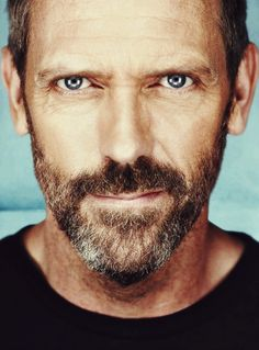 Hugh Laurie-I don't even care that he's in his 50s, he still a handsome man