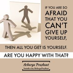 #AcharyaPrashant #bestquoteoftheday #bestquotesever #bestquotes #motivationalquotes #spiritualquotes #spirituality #mindfullness #quotestoquote #lifechangingquotes Life Quotes In English, Best Quotes Ever, Life Changing Quotes, Spiritual Quotes, Conditioning, Quote Of The Day, Are You Happy, Identity