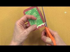 How to Create a Pop-Out Surprise Card Free Video Tutorial from CardMaker Kit-of-the-Month Club. View more free videos here: http://www.youtube.com/playlist?list=PL0C2154B1F49F385E