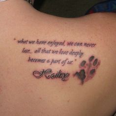 Quote #tattoos
