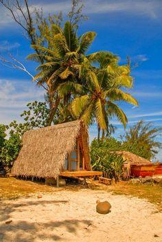 Beach House - Bora Bora, French Polynesia