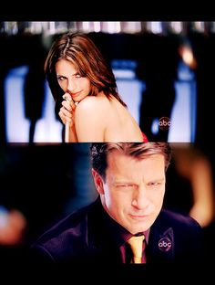 Castle and Beckett 08