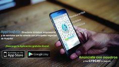 Descarga #AppHuejutla Directorio turístico, empresarial y de servicios que te conecta con las principales empresas de Huejutla, Hidalgo.