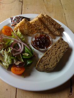 Wild boar pate at The Smoking Dog pub in Malmesbury, England