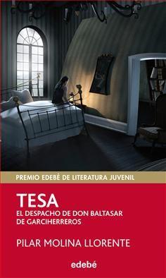 Premio Edebé de Literatura Juvenil 2013 Descripción:  No soy miedosa y no era miedo lo que me daba aquel enorme piso, de más de cien años...