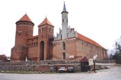 Castle Photo Archive, Reszel, Poland