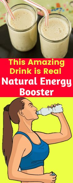 This Amazing Drink is Real Natural Energy Booster !! – Fitnez Feed