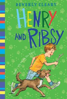 """Henry has to keep Ribsy out of trouble so he can go fishing with his father.  It sounds easy....  The chapter """"Ramona and the PTA"""" still makes me laugh even with all the times I've read it."""