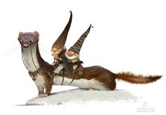 Jean-Baptiste Monge - The Weasely Brothers