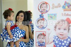 Moda mãe e filha para festas de aniversário infantil