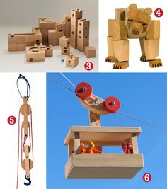 wooden toys for boys