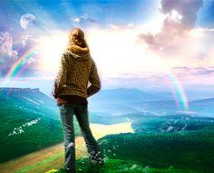 God's Green Earth by loswl (via Creattica)