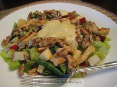 "Shawarma ""Waldorf Salad"" | Buttoni's Low Carb Recipes"