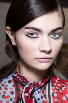 vogue-is-viral:  vogue-is-viral:  mulberi:  Antonina Vasylchenko // Just Cavalli S/S 2015  For similar posts visithttp://vogueisviral.com/  Vogue is Viral