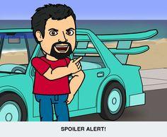 Spoiler alert - Paul