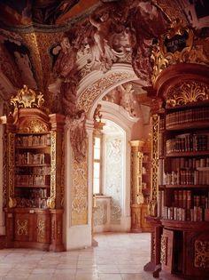 Biblioteca - Alemanha , século XIX
