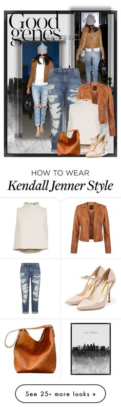 """""""jeans"""" by bpsmith0505 on Polyvore featuring Current/Elliott, TIBI and Rupert Sanderson"""