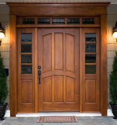 What a door!