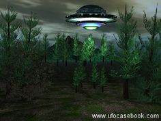 UFO casebook: Trumbull county incident, 1994