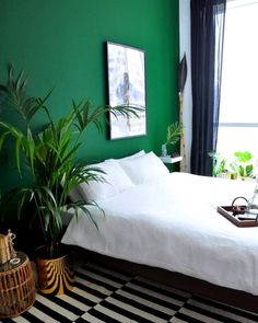 Serene Green Bedrooms Decorating Ideas Pinterest Green