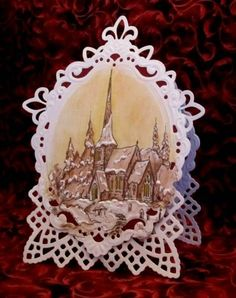 Midnight Mass by GailNM - Cards and Paper Crafts at Splitcoaststampers