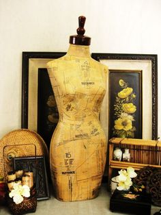 Vintage+Mannequin+Cottage+Life+by+wilshepherd+on+Etsy