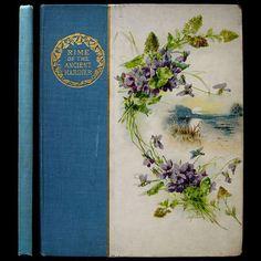 1883 Gustave Dore Samuel Coleridge Ancient Mariner RARE Illustrated Fine Binding | eBay