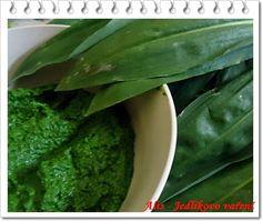 Jedlíkovo vaření: Pasta z medvědího česneku Lettuce, Guacamole, Pesto, Spinach, Vegetables, Ethnic Recipes, Food, Essen, Vegetable Recipes