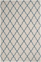 With its simplistic elegant designs, the flat woven dhurry style rug has been covering floors around the globe for centuries. Hand-woven using premium blended New Zealand wool that has been dyed in a rainbow of today's hottest fashion colors. This collection is the perfect fit from up-scale casual to the unique modern look. Flat-woven rugs are unique due to their method of construction. Unlike knotted wool rugs, flat-woven rugs are made on a loom. They are thin with a very low pile, making…