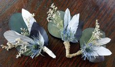 the corsages to match