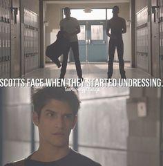 Teen Wolf (Scott)