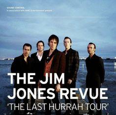 Gira de despedida de Jim Jones Revue           Afortunados sean los que puedan asistir a la despedida de una de las mejores bandas de rock...http://woody-jagger.blogspot.com/2014/09/gira-de-despedida-de-jim-jones-revue.html