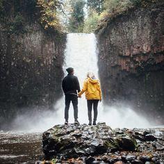 Abiqua falls  Photo credit: @wils0n425___ by juliter