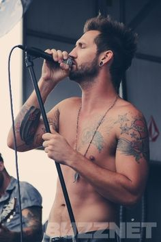 dave strauchman is pure sex. Fatal Attraction, Let's Get Married, Hot Guys, Hot Men, A Day To Remember, Famous Singers, Pierce The Veil, Hello Gorgeous, Music Lyrics