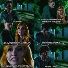 "#Shadowhunters 1x08 ""Bad Blood"""