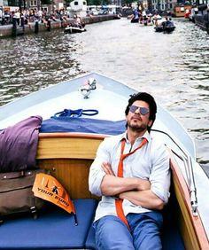 Hi Sexy Harry .. #ShahRukhKhan