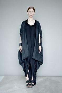 ladiga - Black  Linen  Zero Waste Jacket